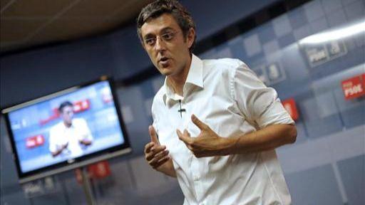 Alberto Sotillos: 'Madina generaría más ilusión entre los socialistas que Susana Díaz'