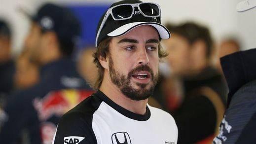 A perro flaco... Alonso, penalizado con 30 puestos en el GP de Malasia