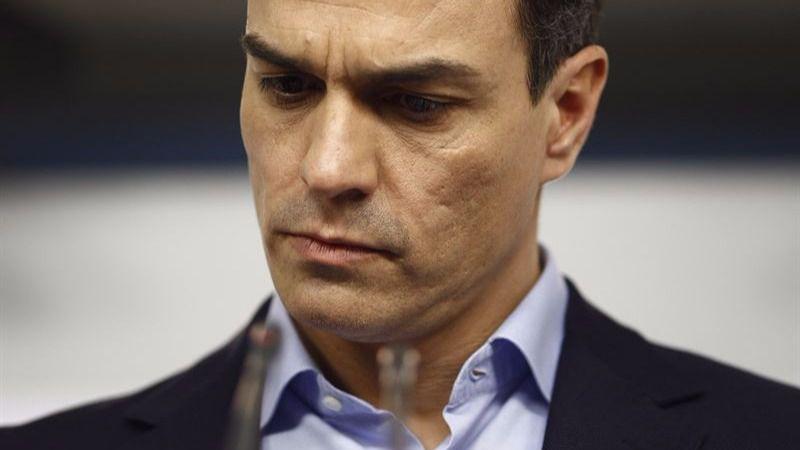 Sánchez insiste en su hoja de ruta: el sábado, un Comité Federal que convoque primarias sin la creación de una gestora que le sustituya