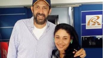 Juan Luis Guerra cede su exitoso tema 'Que me des tu cariño', a la joven estrella dominicana Steffany Constanza
