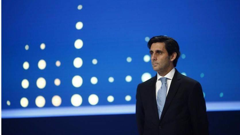 presidente ejecutivo de Telefónica S.A