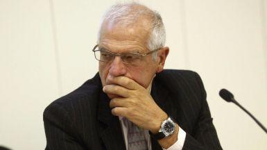 Borrell contraataca al Grupo Prisa de Cebri�n y su viejo amigo Felipe Gonz�lez