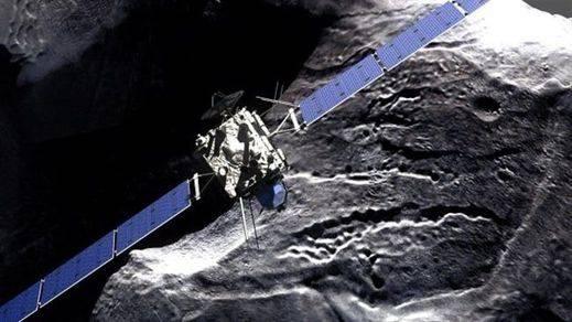 Éxito total: la nave Rosetta impacta contra su cometa