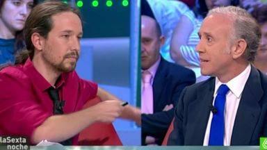 Inda, en el banquillo por alimentar las teor�as 'conspiranoicas' de la financiaci�n de Podemos