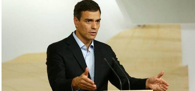 Pedro Sánchez sólo dimitirá si le obligan a abstenerse para que Rajoy sea presidente