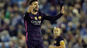 El Barça sufre un 'celtazo' y sale derrotado y humillado de Balaídos (4-3)