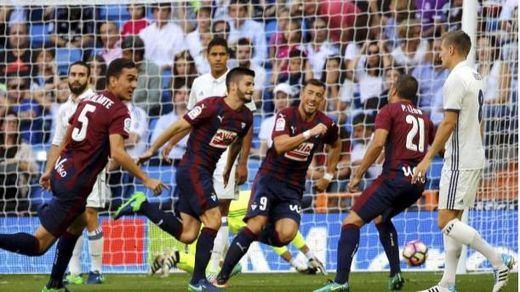 Real Madrid: un atasco a empates que se repite más de una década después