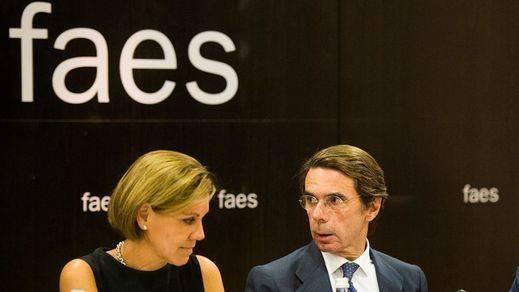 El PP de Rajoy y la FAES de Aznar consuman su divorcio