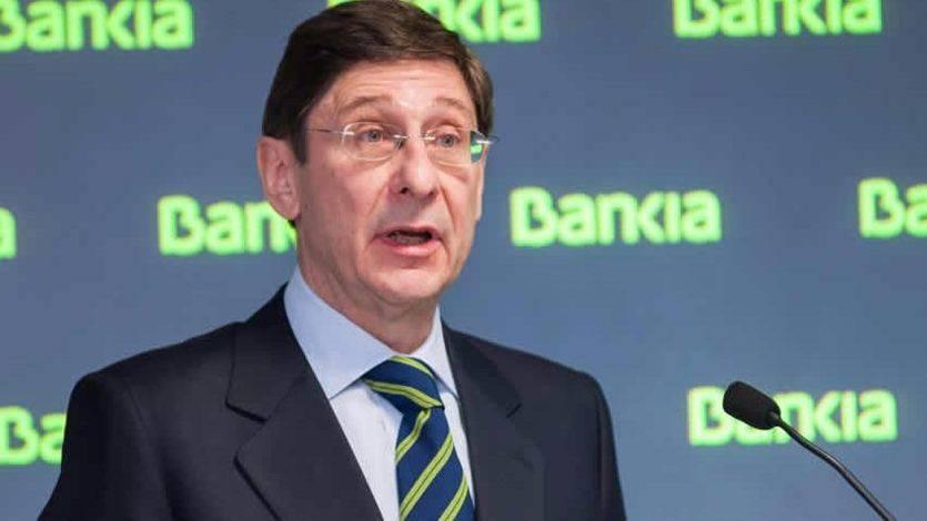 Goirigolzarri: 'Bankia está incrementando las ventas por Internet a ritmos del 50% interanual'