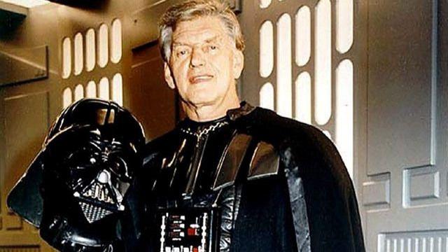 Adiós a Darth Vader: el actor Dave Prowse anuncia su retirada de la vida pública