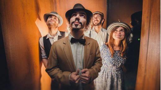 Tomaccos, los 'todoterreno' de la música, lanzan su nuevo disco, 'Easyhill, TN'
