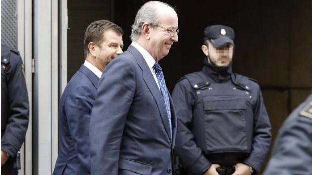 Caso 'tarjetas black': la Policía desoye al ex jefe de la Casa Real que se quejó de los preferentistas