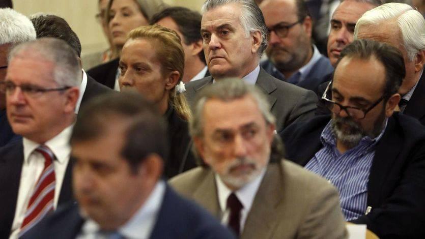 El PP se suma al resto de acusados de la trama Gürtel para pedir la anulación de todo el escandaloso caso
