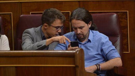 Vuelve el lado 'contestatario' de Errejón respondiendo a Iglesias sobre el futuro de Podemos