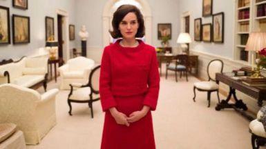 Natalie Portman se convierte en la viuda de Kennedy
