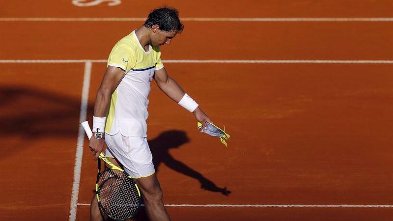 Dimitrov tumba a Nadal (6-2, 6-4) y Ferrer se queda solo en Pekín