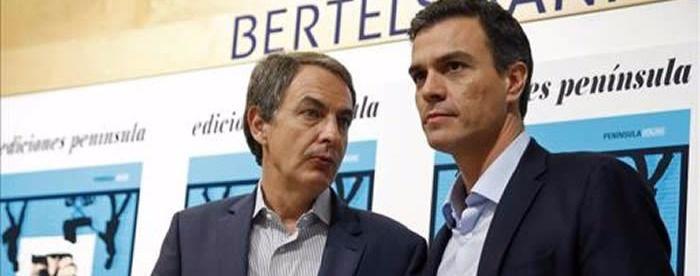 Zapatero habría estado presente en el cónclave previo al 'golpe' en Ferraz