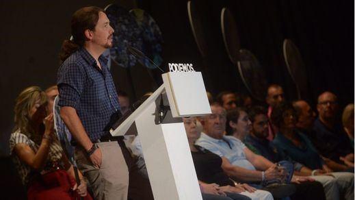 Pablo Iglesias busca la fuerza de las bases para proclamarse como el único líder de la oposición