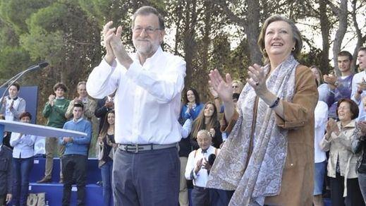 Rajoy promete al PSOE