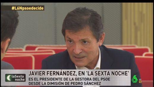 El presidente de la gestora da por hecha la abstención del PSOE para investir a Rajoy