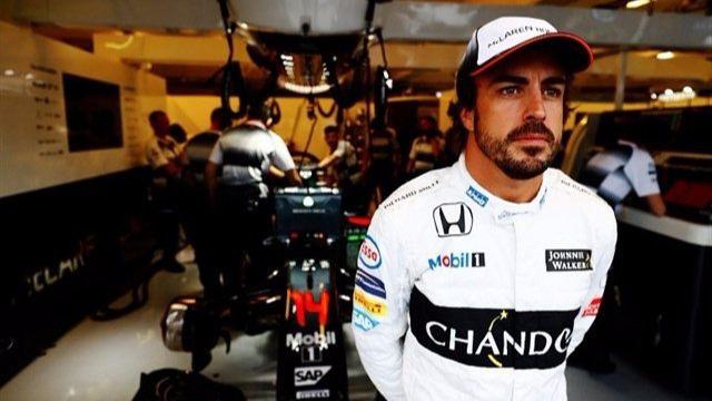 Alonso se pregunta por qué ahora está 'detrás de Sauber' tras un gran premio de Suzuka dominado por Rosberg