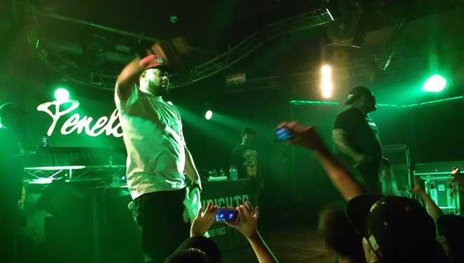 Ghostface Killah revive la leyenda de Wu-Tang Clan en Madrid