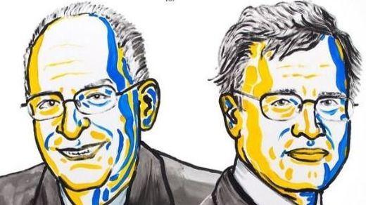 Oliver Hart y Bengt Holmström 'contratan' el Premio Nobel de Economía