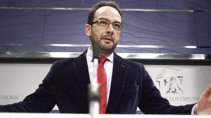 Continúa la purga de los dirigentes de la era Sánchez: sólo Hernando es 'indultado' como portavoz