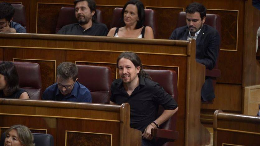 Iglesias avanza que Podemos votará 'no' a conceder el suplicatorio que pidió el Supremo contra Homs por el 9-N