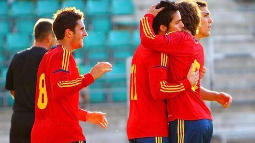 Victoria inútil de España sub'21 ante Estonia (5-0): la Rojita deberá jugar la repesca de la Eurocopa