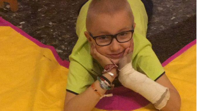 Acciones legales contra quienes atentaron contra el niño taurino enfermo de cáncer, Adrián Hinojosa
