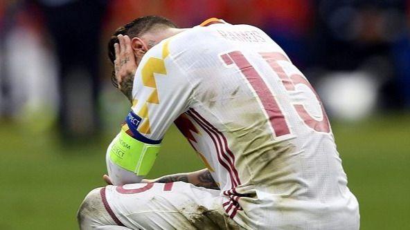 El virus FIFA se ceba con Sergio Ramos: estará más de un mes de baja