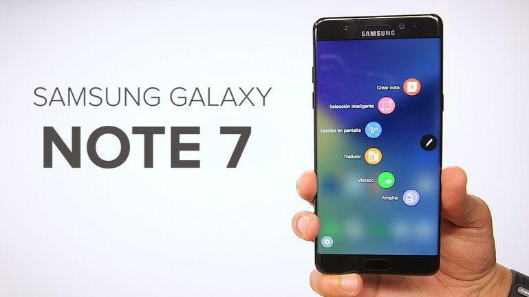 Si tienes un Galaxy Note 7, apágalo ahora mismo para evitar que explote