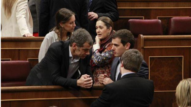 Ciudadanos mantiene la posibilidad de citar a Rajoy en la comisión sobre la corrupción del PP