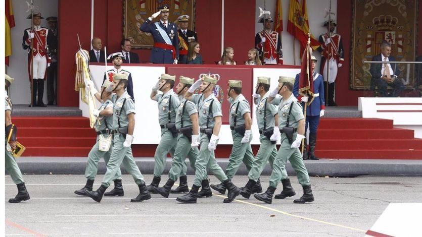 12-O, Fiesta Nacional: ¿800.000 euros para un desfile es o no un gasto 'desproporcionado'?