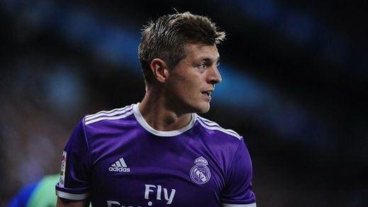 El Madrid inicia el plan renove con Kroos, que ganará 20 millones brutos al año