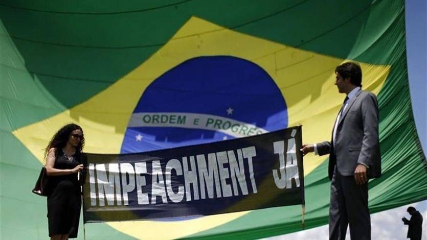 Brasil: 'com muito prazer'