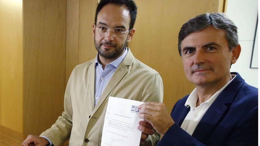 El PSOE prefiere pasar página con la corrupción del PP: 'Esto que está pasando ya lo conoce todo el país'
