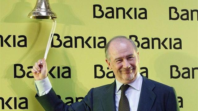 El inspector del Banco de España ya auguró que el 'pato' de la salida a bolsa de Bankia lo pagaría el Estado