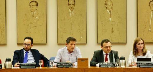 Una segunda recogida de firmas pedirá romper la disciplina de voto si Ferraz ordena abstenerse