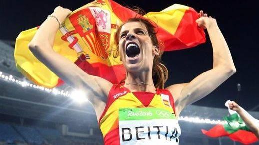 Broche de oro para Ruth Beitia en su 'mirabilis' 2016: Mejor Atleta Europea del Año