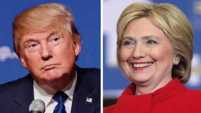 Trump, a 10 puntos de Clinton en las encuestas, denuncia que las elecciones están 'amañadas'