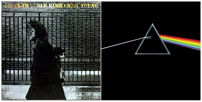 Los 100 mejores discos de los años 70 (del 20 al 11)