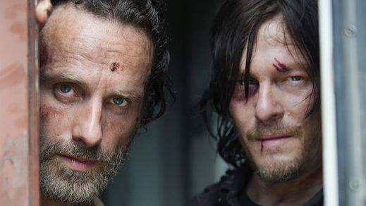 'The Walking Dead' ya tiene octava temporada en el horizonte