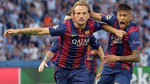 El sucesor de Messi será... Neymar, según Rakitic