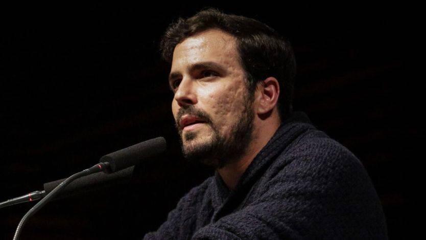 Garzón sigue con su mano dura verbal: ahora llama al Gobierno del PP 'Ali Baba y los 40 ladrones'