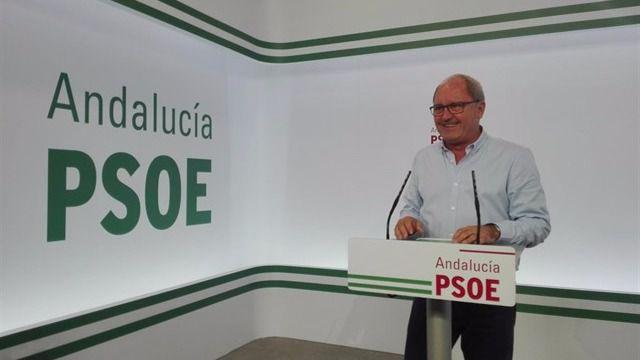 Secretario de Organización del PSOE-A