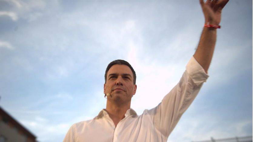 > Pedro Sánchez reaparece en una semana clave para el PSOE