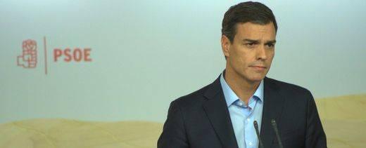 > El ala 'roja' del PSOE intenta anular en los juzgados el Comité que 'tumbó' a Sánchez