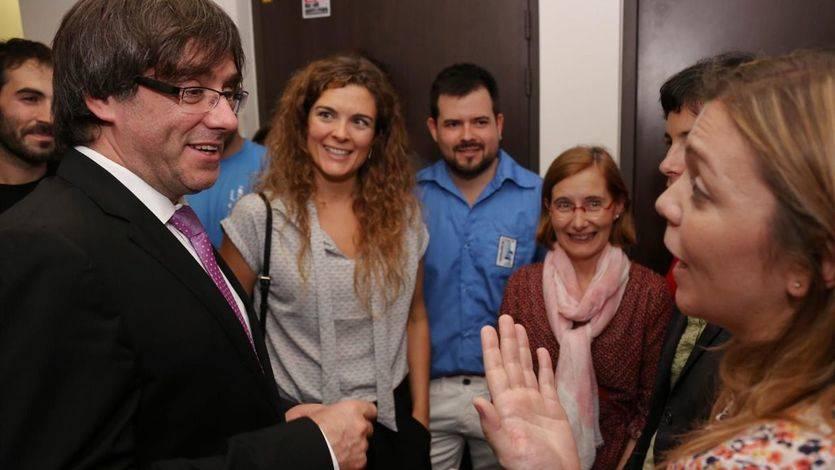 Puigdemont ataca a España desde París e involucra a toda Europa en la causa independentista